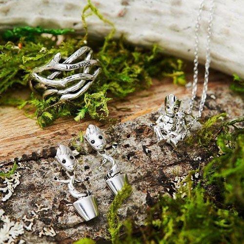 Groot Inspired Jewellery