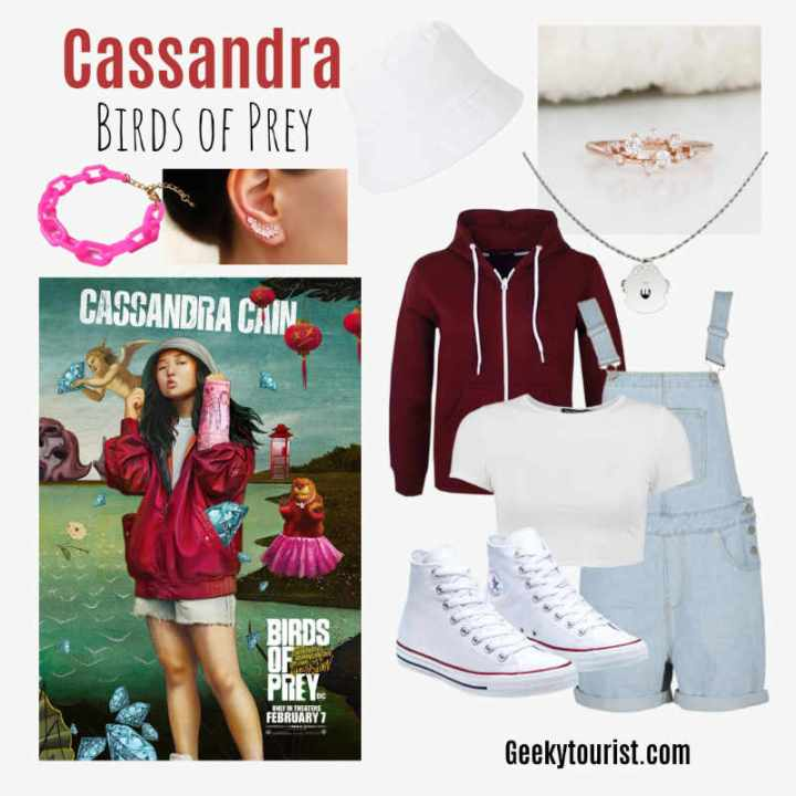 Cassandra Cain (Birds of Prey) Everyday Cosplay