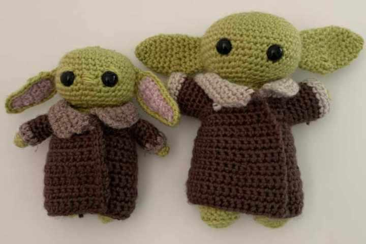 Baby Yoda's