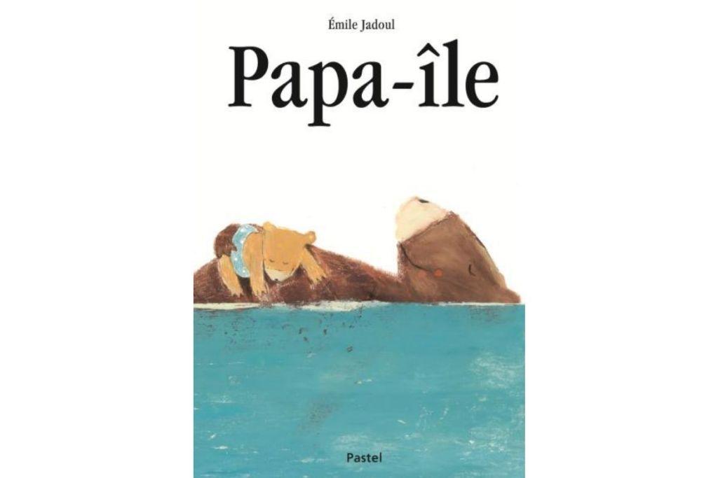 papa ile littérature jeunesse non sexiste