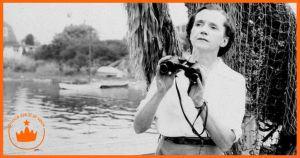 Rachel Carson Femmes qui font l'histoire