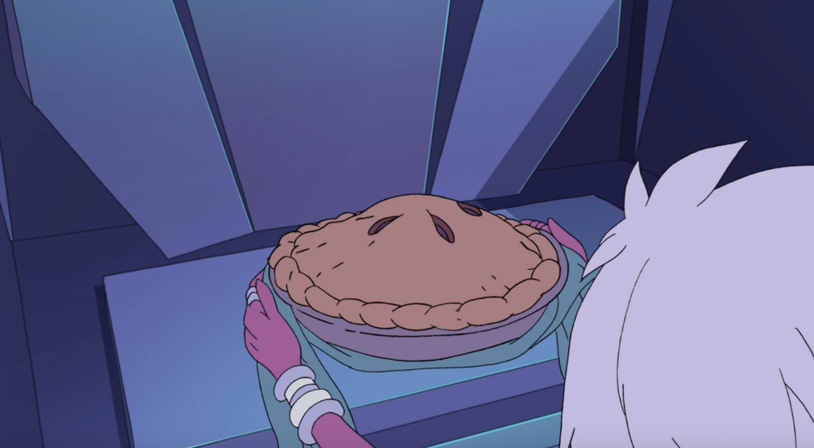 A Pie For She-Ra