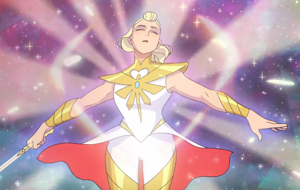 Interview: Aimee Carrero on voicing Adora and her journey on She-Ra and the Princesses of Power