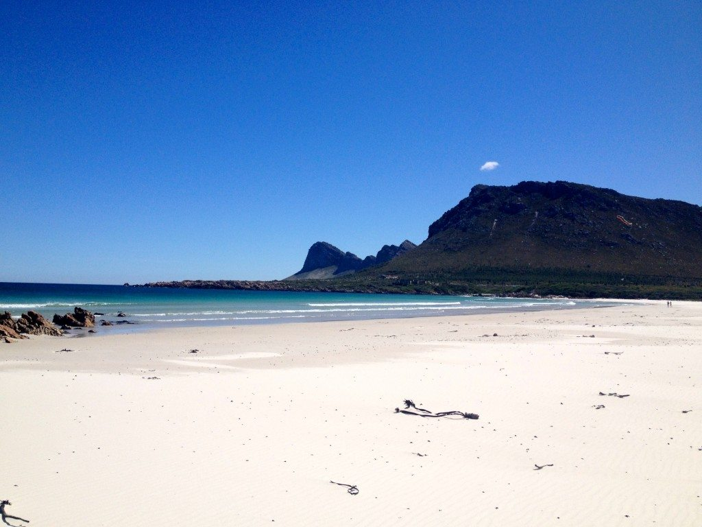 Get out of the city and enjoy isolated beaches throughout South Africa
