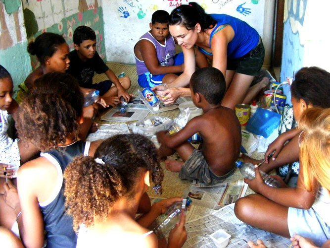 The rise of the 'Voluntourism' package