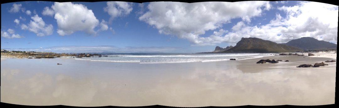 Pringle Bay beach | Princess In A Caravan travel blogger