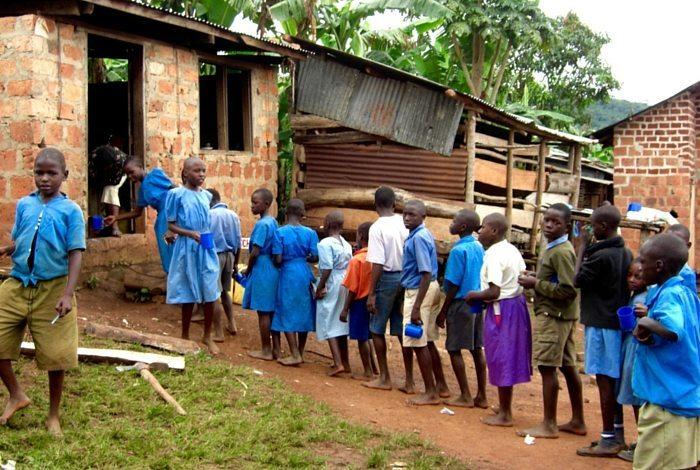 Uganda School Lunch   collaboration