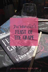 Pinterest_Durbanville's Feast of the Grape