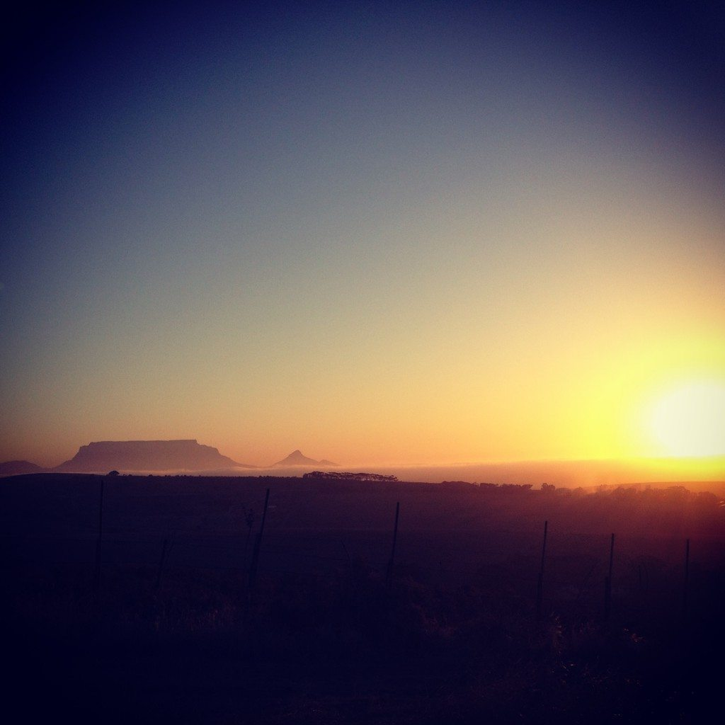 Table Mountain | Princess In A Caravan travel blogger