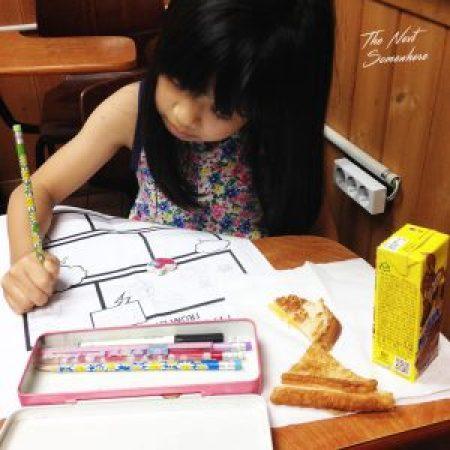 Working Hard   teaching in South Korea