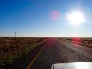 flat road | Van Life