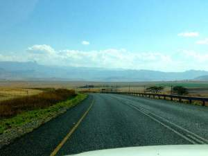 winding road | Van Life