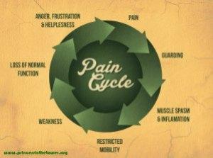 3 chart pain
