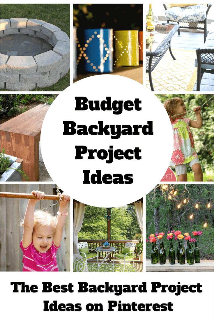 diy budget backyard ideas princess