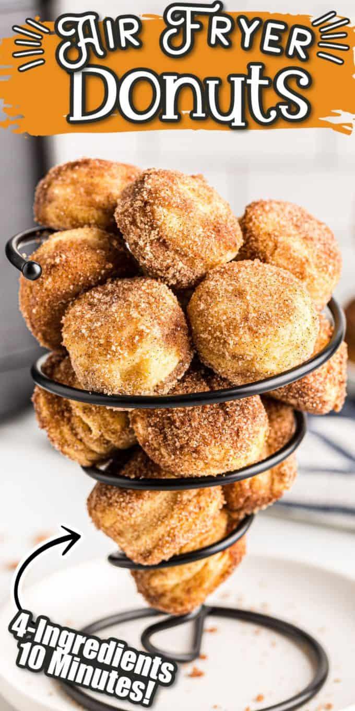 Air Fryer Donut Holes 1000 x 2000 Pinterest