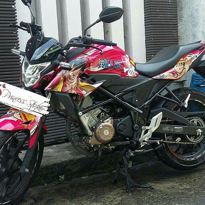 Agen Decal Motor Full Di Semarang