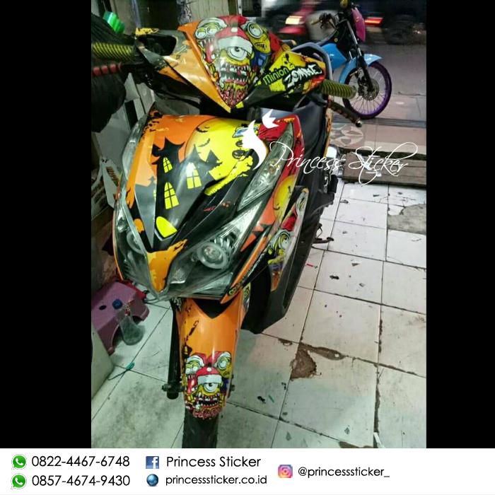 Penjual Striping Motor Thailook Di Majalengka