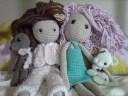 FO Crochet Dolls