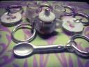 Teatime stitch marker à la une
