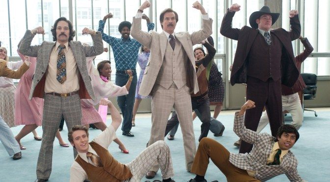 Anchorman 2: Staying Classy