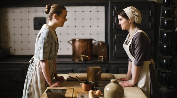 Downton Abbey Season 4: Post-War Time and the Lovin' is Easy