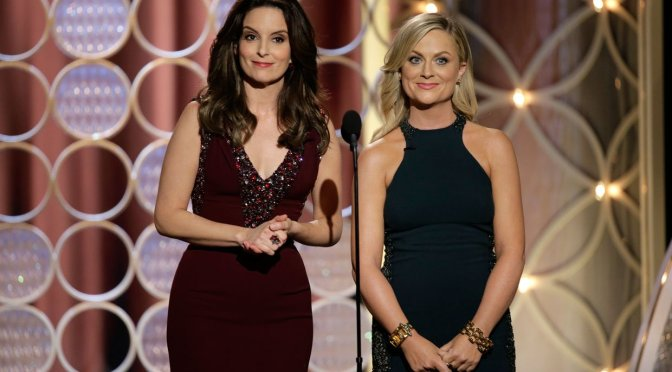 While You Were Studying: The Golden Globes Edition