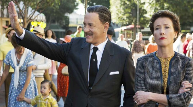 Saving Mr. Banks: A Splendid Surprise
