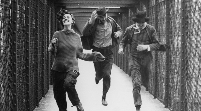 The Illogical, Lyrical Morality of Jules and Jim