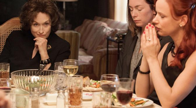 "August: Osage County ""Flat, Hot Nothing"""