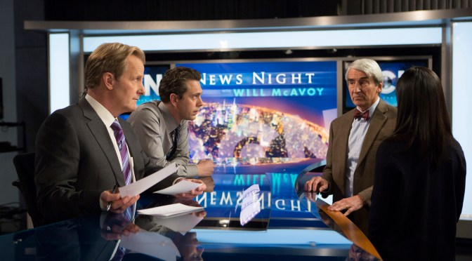 The Newsroom Season Three: Don't Overthink It