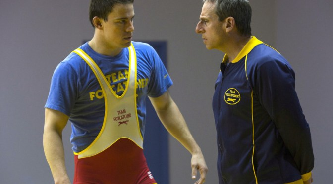 Foxcatcher: Psych 101, Closed Notes