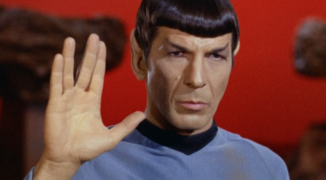 Spock: A Character of Contradictions