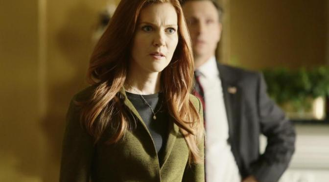 5 Times in Scandal's Season 5 Premiere that Abby Whelan, or the Audience, Deserve Better