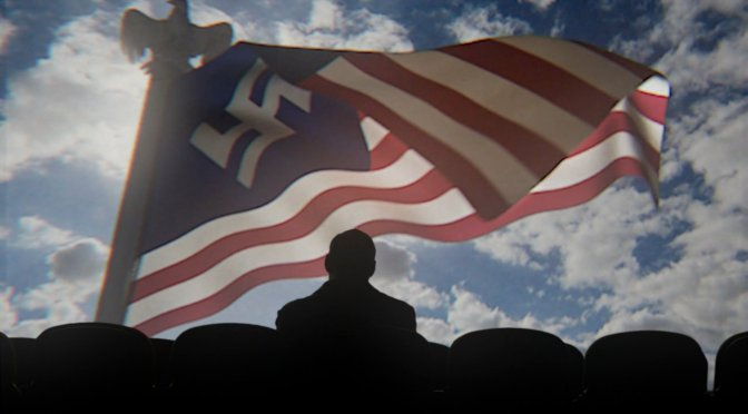 The White American Man in the High Castle