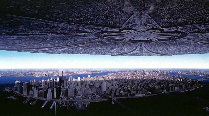 Independence Day: Resurgence…because one wasn't enough