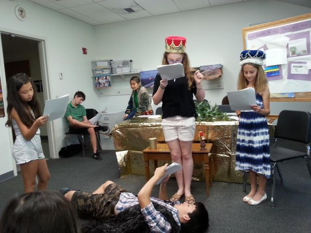 2016 july thespian action