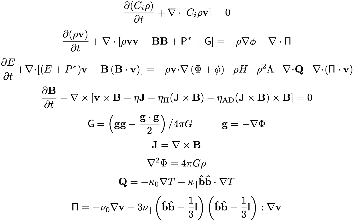 Equations Solved