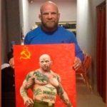 Američki MMA borac zahteva da postane član Komunističke partije Rusije
