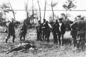 Streljanje u Dragincu sa vreme izvođenja nemačke ofanzive kada. je pobijeno nekoliko hiljada talaca iz Podrinja i Mačve, sredinom oktobra 1941. godine
