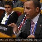 Kuvajtski zvaničnik oterao izraelsku delegaciju sa sednice IPU! (VIDEO)