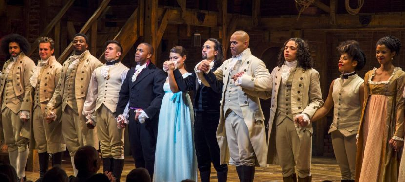 """Success Takes Time and Hard Work: Lessons from """"Hamilton"""""""