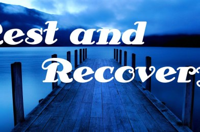You Can't Maintain Performance Without the 3Rs- Rest, Recovery, Renewal
