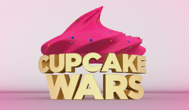 Cupcake Wars:  Let Them Eat (Cup) Cake!