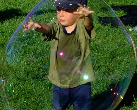 Are You Stuck In Your School Bubble?