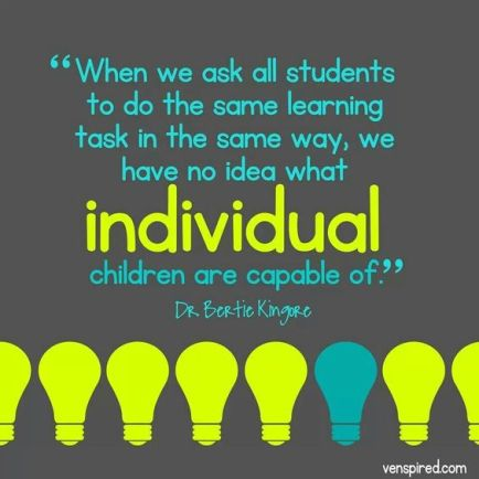 individual learning