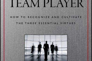 Professional Reading Saturday:  The Ideal Team Player