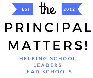 Principal Matters!