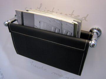 Bath storage accessory design
