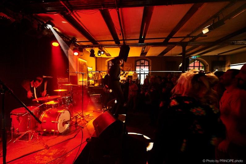 The Jackets @ Rössli Bern © 24.11.2013 Patick Principe