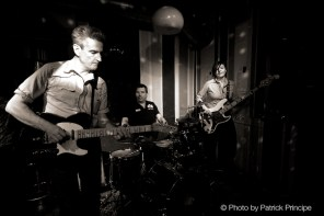 Trio From Hell @ Les Amis © 19.02.2016 Patrick Principe
